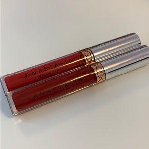 Anastasia Beverly Hills Liquid Lipsticks